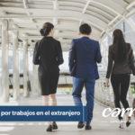 Trabajos en el extranjero: el Supremo rechaza la exención del art. 7.p)